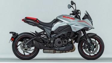 Suzuki Katana 2020.