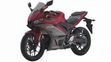 Yamaha R25 edisi terbaru.