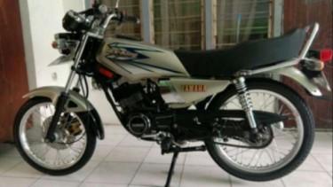 Yamaha RX King bekas.