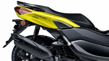 Render Yamaha NMax versi terbaru.