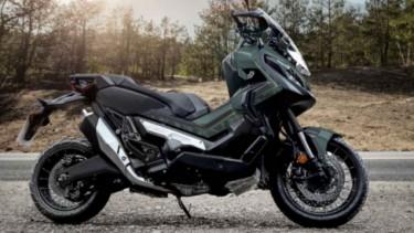 Honda X-ADV 2019.