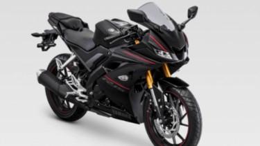 Yamaha R15 edisi terbaru.