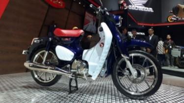 Honda Supercub C125.
