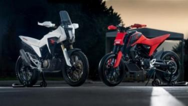 Honda CB125X dan CB125M