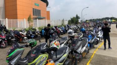 Yamaha Maxy Day Cibinong.