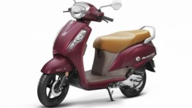 Suzuki Access 125 terbaru.