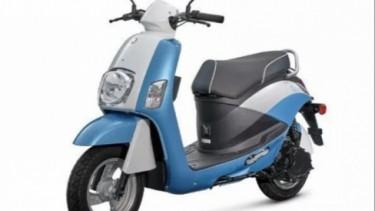 Motor listrik Suzuki e-Ready.