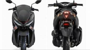 Yamaha NMAX terbaru, rendering.