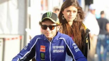 Rossi dan Linda Morselli (mantan)