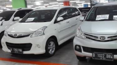 Toyota Avanza dan Daihatsu Xenia dalam kondisi bekas