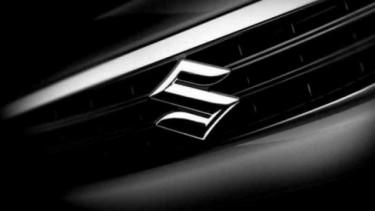 Logo mobil Suzuki.