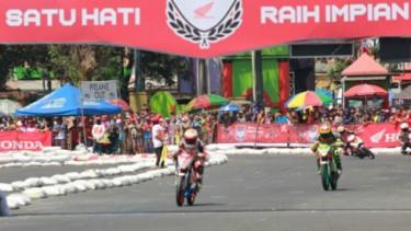 Honda Dream Cup 2019 di Purwokerto