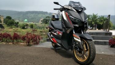 Modifikasi Yamaha XMax