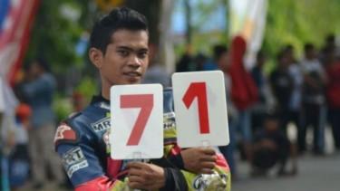 Pembalap tewas, Dhandy Latif