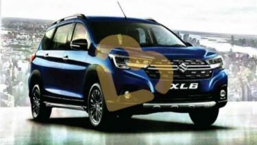 Suzuki XL6.
