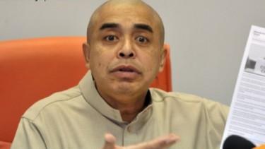 Bos taksi Malaysia Shamsubahrin.