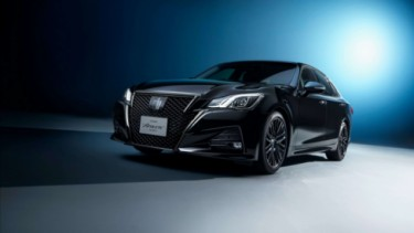 Calon Mobil Menteri RI - Toyota Crown Hybrid