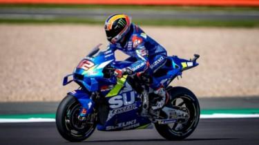Pembalap Suzuki, Alex Rins