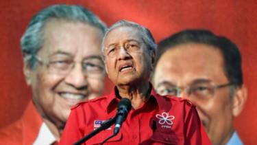 Mahathir Mohamad, PM Malaysia
