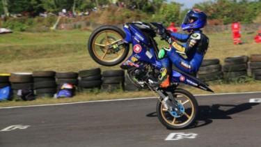 Pembalap Bahtera Racing, Wahyu Nugroho