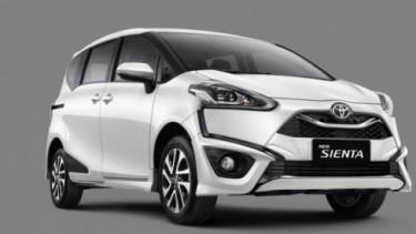 Toyota Sienta terbaru