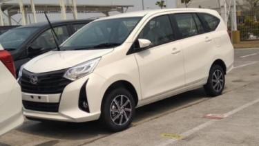New Toyota Calya
