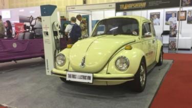 VW Kodok Listrik