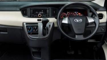 Interior mobil.