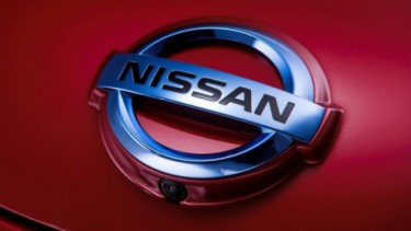 Ilustrasi Logo Nissan