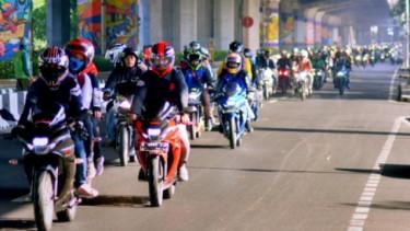 Suzuki gelar sunmori libatkan ribuan bikernya.