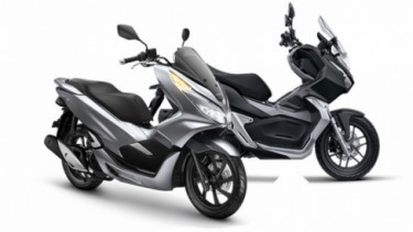 Honda PCX 150 dan ADV 150.