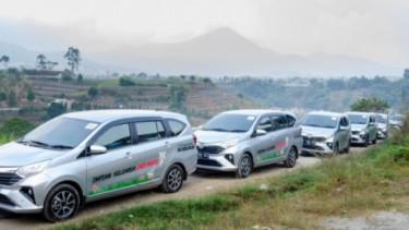 Test Drive Daihatsu Sigra baru
