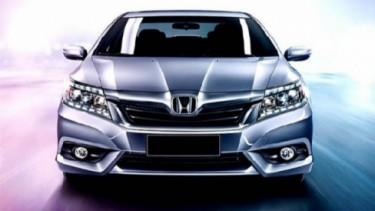 Honda City Generasi 5
