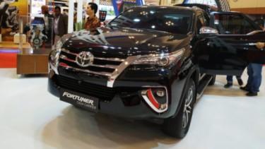 Toyota Fortuner Anti Peluru