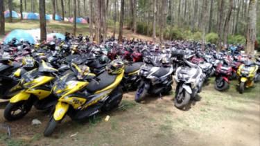 Komunitas Yamaha Bandung.