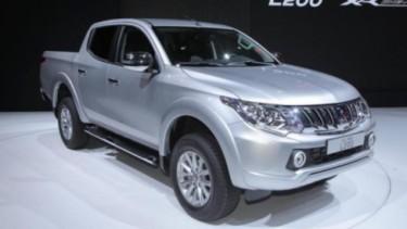 Mitsubishi Triton lansiran 2015-2016 recall