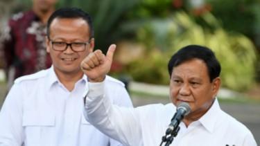 Prabowo Subianto Calon Menteri Pertahanan 2019-2024