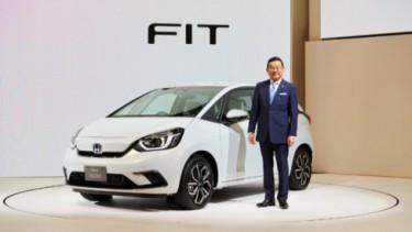 All New Honda Fit di Tokyo Motor Show 2019