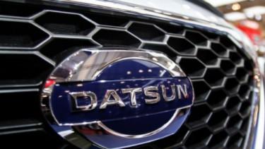 Logo mobil Datsun