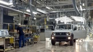 Pabrik Suzuki Jimny di Jepang