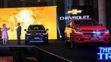Ilustrasi mobil Chevrolet