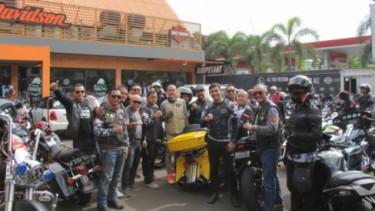 Komunitas Harley-Davidson Anak Elang