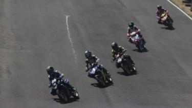 Murobbilvitoni Juarai Race 1 Novice Oneprix Surabaya