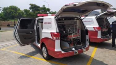 Wuling Confero Ambulans
