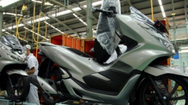 Perakitan All New Honda PCX 150