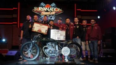 Juara Uatama, The Greatest Suryanation Motorland 2019