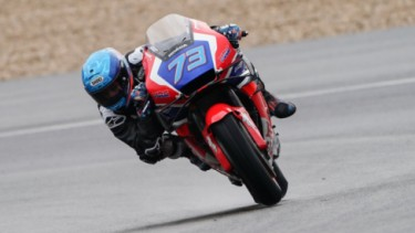Pembalap Repsol Honda, Alex Marquez
