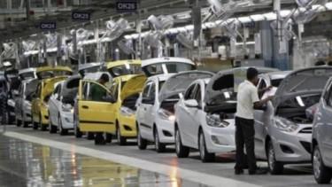 Ilustrasi Pabrik Hyundai