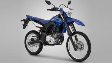 Yamaha WR155R.