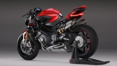 MV Agusta kembangkan motor 350cc